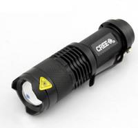 uv 365nm el feneri toptan satış-CREE LED UV SK68 Ultraviyole El Feneri Odaklama Taşınabilir Floresan Ajan 365nm Menekşe Işık Sahte Kimlik Tespit