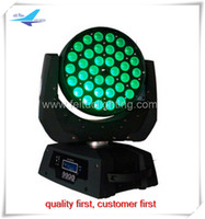 Wholesale Led Zoom Rgbw - 36x10w rgbw 4in1 zoom led wash moving head 10w from feituo lighting for disco party bar night