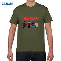 Wholesale Print Dvd - New T S Juice DVD Movie Tupac 2Pac Funny Black Tee Shirt Hipster Harajuku Brand Clothing