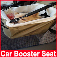 Wholesale Dog Car Booster Seats - Pet Carrier Soft Sided Cat   Dog Comfort Travel Tote Bag Pet Booster Seat Car pet Waterloo Pet Automobile Basket