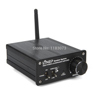 Wholesale High Power Wireless Amplifier - 320W Bluetooth Wireless High Digital Power Amplifier With High Power Amplifier Of Wireless Digital Audio Receiver Free Shipping