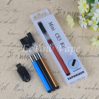 vape direkt großhandel-Tupfen Stift Mini CE3 Blister Kit eGo 510 Batterie O-Stift Knospe Touch Vape Pens Öl Kräutervaporizer China Direct 2PCS By ePacket