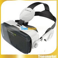 Wholesale Mobile Theater Glasses - 100% Original Xiaozhai BOBOVR Z4 3D Virtual Reality 3D VR Glasses Private Theater for 3.5 - 6.0 inches Mobile Phones Immersive