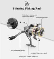 Wholesale Telescopic Fishing Rod Combo - 2.1 2.4 2.7 3 3.6M Telescopic Fishing Rod Reel Combo Full Kit Outdoor Fishing Spinning Reel Pole Set Fish Line Lures Hooks Bag