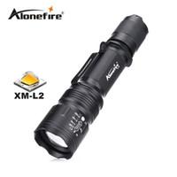 Wholesale cold gun - TK104 zoomable Tactical Gun Flashlight Pistol Handgun Torch CREE L2 LED 2200LM light Lamp Taschenlampe Waterproof led flashlight