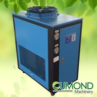 Wholesale 3HP industrial heat and cold combined chiller CUM ACF China Hot sale heating cooling box type portable Industrial Ice thermal machine