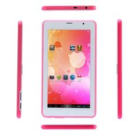 Freeship Бода Talk телефон SIM-КАРТЫ Android Tablet PC 6,5 дюйма Phone Call MTK6572 Dual Core 1,3 ГГц WCDMA GPS Bluetooth FM