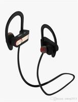 q7 handys großhandel-Q7 Bluetooth Kopfhörer-Qualitäts-Stereosport-laufende Kopfhörer mit Kleinpaket für Handy HTC LG Samsung