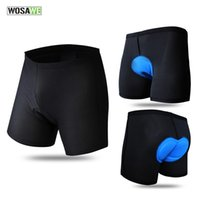 Wholesale Men Lycra Spandex Underwear - New Men Cycling Shorts Mountain Road Bicycle Bike MTB Shorts 2016 Quick Dry Breathable 3D Pad Cycle Underwear Clothing K2004