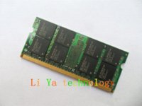 Elpida 2GB DDR2 SODIMM 667 MHz PC2-5300 200pin notebook memória do computador notebook Original ram autêntica