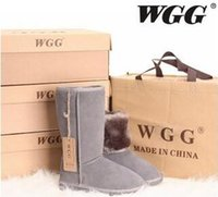 Wholesale Models Fur Snow - Free shipping 2018 high quality WGG ladies classic high boots women boots snow boots winter boot US SIZE 5 --- 13 WGG all models