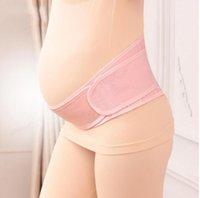 ingrosso banda per la pancia-In gravidanza Postpartum Corset Belly Belt Maternità Supporto gravidanza Banda pancia Cura prenatale Fasciatura atletica KKA2699