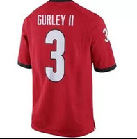 Wholesale Red Logs - Factory Outlet- Youth Georgia Bulldogs #3 Todd Gurley II,NCAA College Football Kids Jerseys,New Child Boys Girls Cheap Jersey,Embroidery log