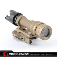 Cheap freeshipping-freeshipping - M952V Dual Output LED Flashlight Tactical Gun Light For Rifle Hunting NGA1033