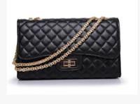 sacos de luxo da china venda por atacado-Mulheres Designer de Bolsas de Luxo Elegante Designer de Estilo Europeu Americano Bolsas Feitas na China Marca Imitações Bolsas Mulheres Sacos Do Mensageiro