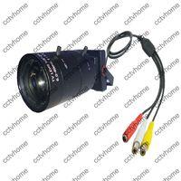 Wholesale Mini Zoom Cctv Camera - Mini HD Camera CMOS 1200TVL 6-60mm Manual ZOOM Lens Home Security A V CCTV Surveillance Camera with MIC