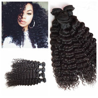 Wholesale Time Machine Wholesale - G-EASY Brazilian human hair deep wave hair weft Mongolian deep curly human hair extensions fast delivery time