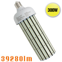 Wholesale Led High Bay Bulb - 300W LED Warehouse Corn Cob Bulb Replace 1500W MH HPS High Bay Lamp Fixture Factory LED Lighting 6000K