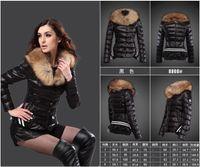 Wholesale Great Coat Women - 90% goose down coat 2017 new European real nagymaros collar down jacket women's winter great quality luxury down coat