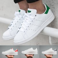 Wholesale Shoes Casual Woman High - New stan smith shoes 2017 Classic casual shoes Wholesale high quality smith men running shoes casual leather women sport sneakers us 5-10