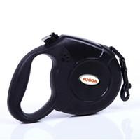 Wholesale free led dog collar for sale - m m For Medium Large Automatic Retractable Pet Dog Leash Extending Walking Dog Lead Adjustable Frou Colors