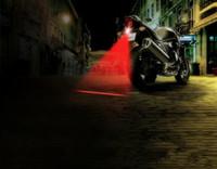 anti fog laser 2018 - 200pcs Anti Collision Rear-end Car Laser Tail 12v led Car Motorcycle Fog Light Auto Parking Lamp Rearing Car Warning Light ZA0318
