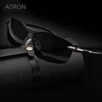 Wholesale day night vision polarized - Fashion Day & Night Vision Multifunction Men's Polarized Sunglasses Reduce Glare Driving glasses Outdoor Sport Glasses Goggles Eyewear Hot