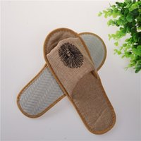 Wholesale hotels business - Brown Massage Babouche Business Trip Convenient And Quick Home Based Disposable Slippers Comfortable Soft Baboosh For Hotel 1 4ty B