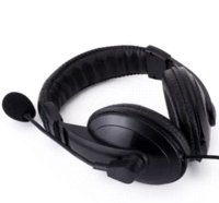 Wholesale Cheap Headphones For Pc - 750 3.5mm Gaming Game Stereo Headphones Headset Earphone With Microphone For PC Laptop Black Cheap earphone gels
