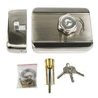Wholesale Door Entry Intercom System - Video Intercom Electronic Door Lock For Doorbell Access Entry Security System F1664D