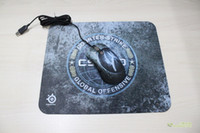 Wholesale Kana Mouse - Authentic SteelSeries Kana CS:GO limited edition 3200dpi Counter strike professional Shooters game Laser Mouse Mice for PC computer