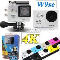 Wholesale sj6000 for sale - Group buy EKEN W9se K HD Action Camera SJ6000 wifi Style inch LCD Screen P HDMI M waterproof degree Lens Helmet Sport DV