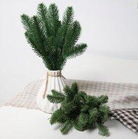Wholesale Artificial Decorative Trees - Artificial christmas trees decorative simulation plant Flower arranging accessories artificial