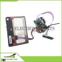Wholesale Vga Screen - Wholesale- 100%Tested NEW For Raspberry Pi 1280*800 N070ICG-LD1 IPS 7 inch LCD Screen Display Remote Driver Control Board 2AV HDMI VGA