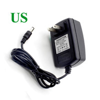 Wholesale 12v a switching power supply LED lamp power supply power supply v a router mm EU US