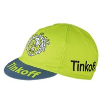 Wholesale Saxo Woman Cycling - 2015 Tinkoff saxo professional Team Cycling Bike Head Cap Hat Quick Drying is suing Wear men and women Cycling Hat Cycling caps