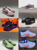 Wholesale Sky Racer - 2017 New good Quality Racer Light blue Red with white Breathable lithtweight Men women casual shoes