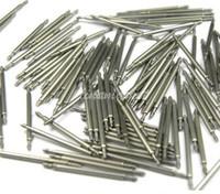 Wholesale Spring Steel Strap - Watchbands Stainless steel Pin Watch Bands Spring Bars Strap Link Pins Men Women Watch Watches