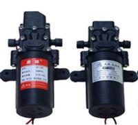 Wholesale Water High Pump Car Wash - 35W 35L min Mini Water Pump 12V DC High Pressure Small Electric Centrifugal Pump Car Wash Pump