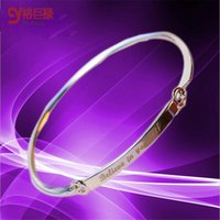 Wholesale 925 Silver Brazil - jewelry bracelet 5 Colors 925 Silver Pink Crystal Bead Charm Fit Pandora Bracelet with Safety Chain for Women Russia & Brazil Jewelry PA1445