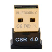 Wholesale V Modes - Mini USB Bluetooth Adapter V 4.0 Dual Mode Wireless Bluetooth Dongle CSR 4.0 For Windows 10 8 Win 7 Vista XP 32 64