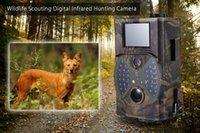 ingrosso macchina fotografica di scout 12mp-Telecamere di caccia HC - 300A 12MP Wildlife Scouting Digital Telecamera di caccia ad infrarossi Trail Alta qualità dell'immagine TB
