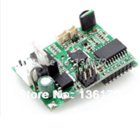 Wholesale Mjx F45 Spare - MJX F45 F645 2.4G 4 channels R C helicopter spare parts F45-019 2.4g new receiver pcb board main board