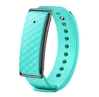 Wholesale Huawei Honor Outdoor - Original Huawei Honor A1 Smart Watch Bracelet Tracker Fitness Pedometer Wristband Sleep UV Monitor Health Band for Android iOS DHL Free