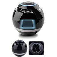 Wholesale wireless speaker ball - Bluetooth Portable Mini ball G5 Speaker & Wireless Handsfree TF FM Radio Built in Mic MP3 Subwoofer enceinte parlantes ball