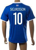 Wholesale Wholesale Thai Quality Soccer Uniforms - Thai Quality customized Iceland 10 siurdsson Soccer Jersey shirt,discount Cheap 9 Football Jerseys Uniforms,MEN 21 TRUSTASON 13 JONSSON WEAR