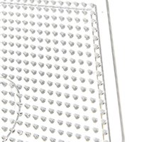 Wholesale Craft Pegboard - Wholesale-Kids Craft Fuse Beads Square Puzzle Pegboards Patterns For 5 mm Hama Beads Perler Beads DIY Puzzles