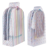 Wholesale Suit Coat Dust Cover - Vacuum Bags for Storing Clothes Garment Suit Coat Dust Cover Protector Wardrobe Storage Bag Case for Clothes Organizador order<$18no track