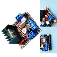 Wholesale Stepper Controller Board - Stepper Motor Drive Controller Board Module L298N Dual H Bridge For Arduino B00291