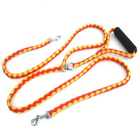 Wholesale Double Dog - Dual Dog Leash No-tangle Double Leash Strength Tested for Walking and Training Two Dogs 1.4m   4.6FT